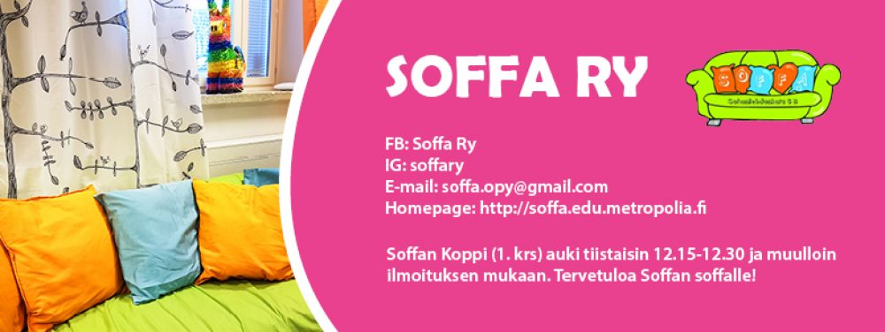 Soffa ry